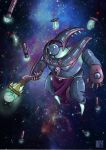 Lets collect some chimneys(Galactic Bard) by VaissLogus
