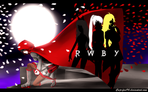 RWBY Contest Poster by RabidK-9