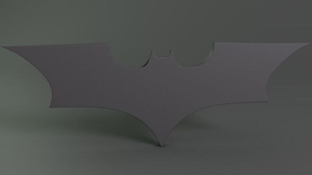 Dark Knight Logo by alexvandrie