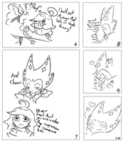 Moving in with Cheur pg.2 by Azelforest