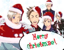 :APH: A Nordic Christmas by Inupii
