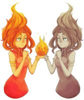 Flame Princess by TrololhAnime