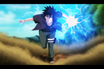Sasuke Uchiha Road To Ninja by LiderAlianzaShinobi