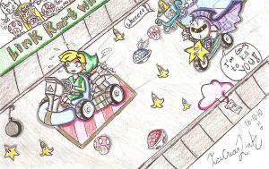 Super smash kart by IceCreamLink