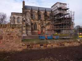 Roslin Chapel Project by WestLothian