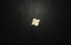 Windows 7 Ultimate Leather by Techy4645