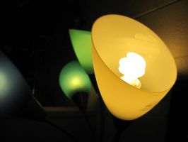 Photography - Lamps (Less Blur) by watermelemon