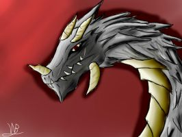 Dragon by infernal69