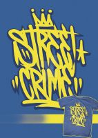 STREET Crime Tag by ALSQUAD