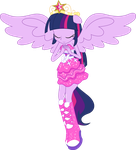 Princess Twilight Sparkle by TheShadowStone