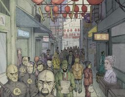 Chinatown 2108 - Color by sobreiro