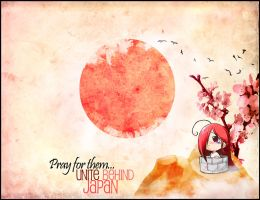 Save Japan by llamacria