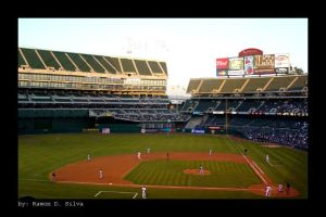 Oakland A's by The-Origin
