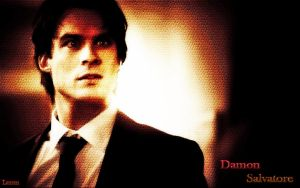 .Damon Salvatore. by Lauren452