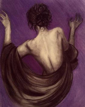 Violet by palesile