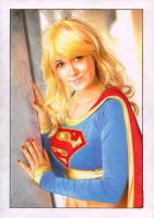 Supergirl Color by TimGrayson