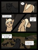 Warriors: The Lost Stars -- Prologue 26 by ShadowRainLion