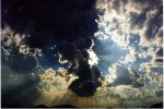 ThE LiGhT BeHiNd ClOuDs by Irvine81