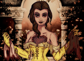 The Belle becomes the Beast by Ladymalk