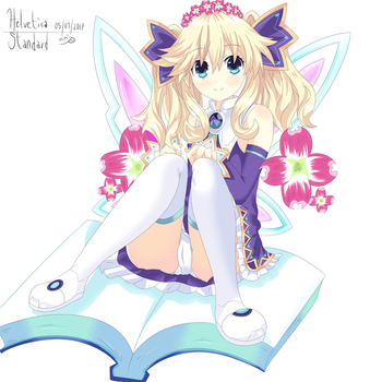 Floral Histoire by Helvetica5tandard