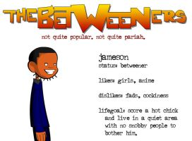 The Betweeners: Jameson Profil by theonejanitor