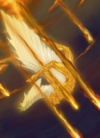 Icarus _colour_ by onecrazypirate