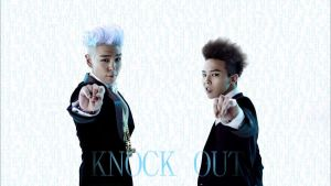 GDragon and TOP Knock Out by LawlietRivers