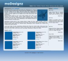 moDesignz - Practice Template by moDesignz