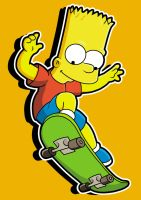 Bart Simpson by tonetto17