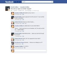 Itachi's facebook 2 by Toyroys