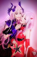 Guilty Crown - Reflection by nyaomeimei