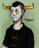 TAVROS by clorinspats
