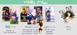Belliko-Art NEW Pricelist by Belliko-art