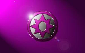 Star Sapphire Logo Wallpaper by SUPERMAN3D