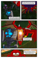 Knuckles-Exodus, page 14 by SonicUnbound