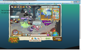 He Is A Bully And Im Quitting Animaljam by Rose22233