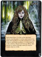 Magic Card Alteration: Pox 8-2 by Ondal-the-Fool