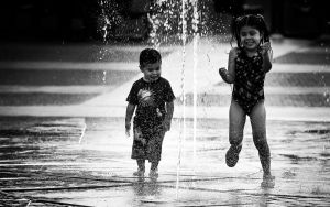 Water Dance by PortraitOfaLife