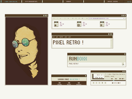 PIXEL RETRO by yovicool