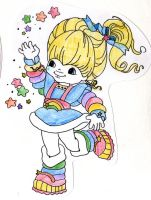 ::Rainbow Brite:: by hollow-harry