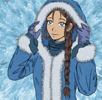 Katara by Blackmoonrose13