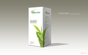 Naturex Packaging Design by grafiket