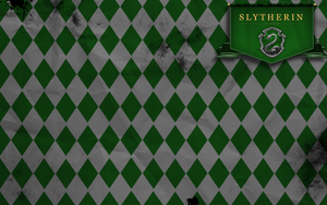 Slytherin Wallpaper by tashab07