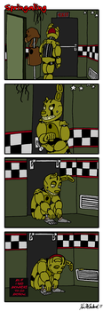 Springaling 253: Locked from Outside by Negaduck9