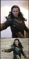 Burdened with glorius hair! by Catskind