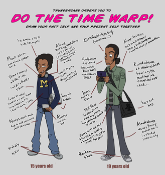 Do The Time Warp by Monotypical