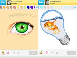Draw Something!!! (Day 156) by Hedwigs-art