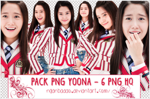 PACK PNG #27 by nganbadao