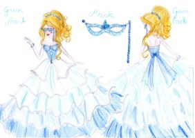 Desponeas Masquerade Gown by j-champ