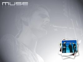 Modern Muse Wallpaper by TomSawyer33